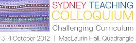 Sydney Teaching Colloquium