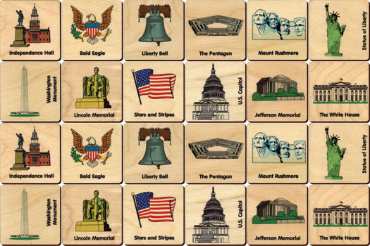 50702-AmericanIconsTiles