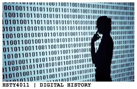 Semester 1, 2013: Digital History