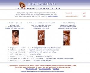 HIstoryMatters